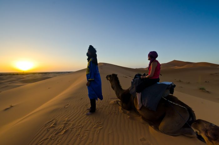 3 Days 2 Nights Desert Trip from and back to Marrakech