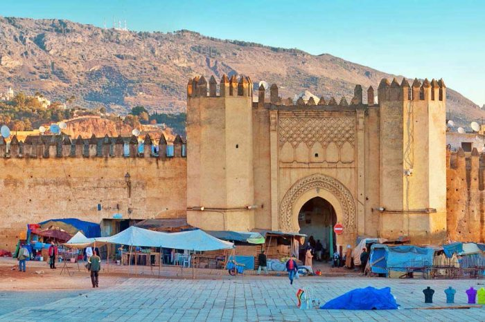3 Days 2 Nights Desert Trip from Fes to Marrakech