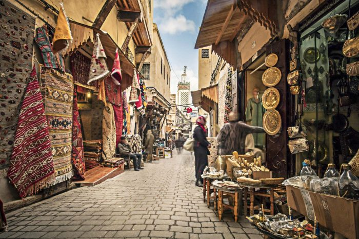 6 Days 5 Nights Package: Chefchaoun – Fes – Desert