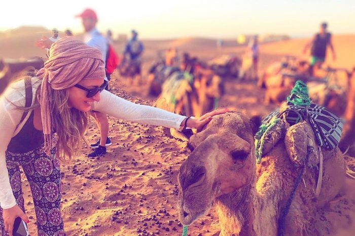 5 Days 4 Nights Package: Marrakech- Desert