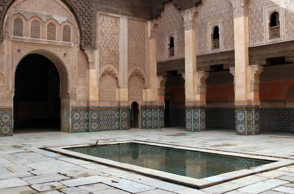 TOP 3 THINGS TO DO IN MARRAKECH